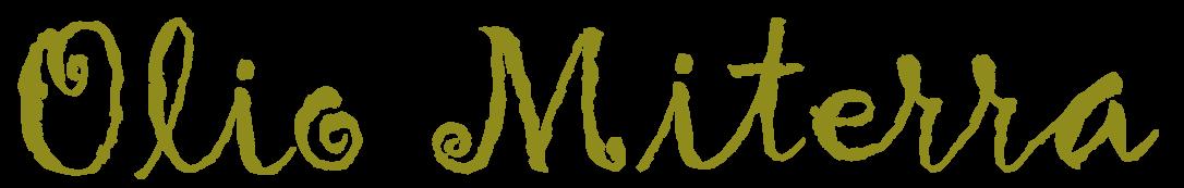 Olio-Miterra – natives Olivenöl